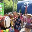 鼓童パレードその1