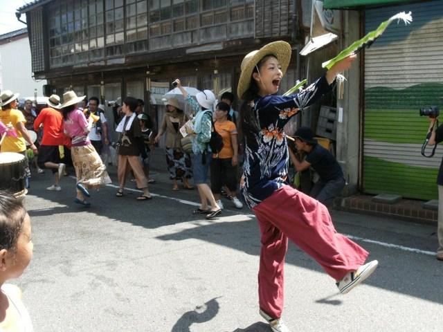鼓童パレードその4
