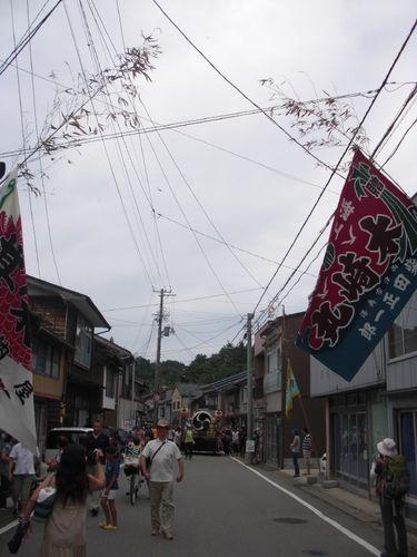 鼓童パレード